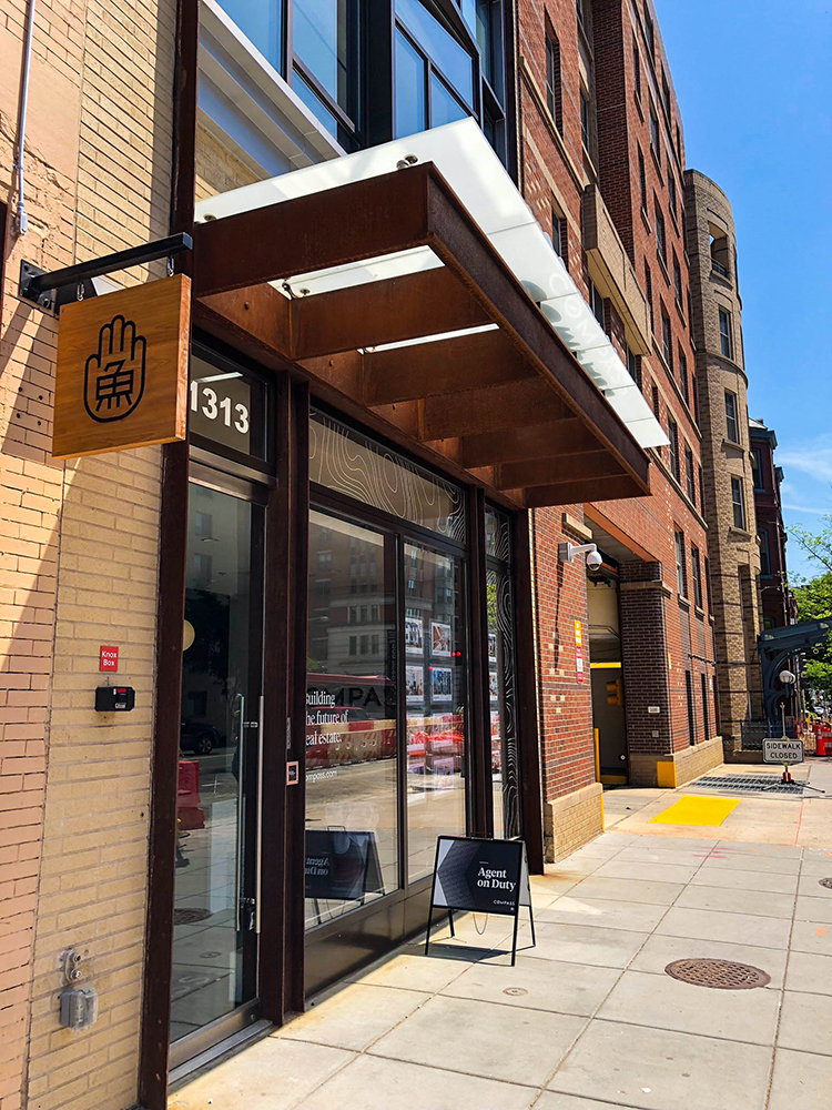1313 14th Street - Compass - Entrance