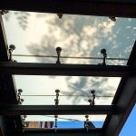 1313 14th Street - Compass - Glass Shelter