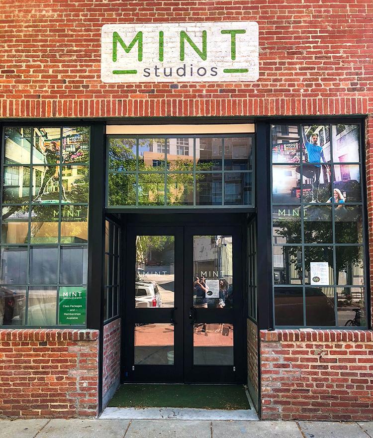 1348 Florida Ave - Mint Studios - Glass Windows & Door