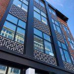 740 6th Street - Spice 6 Indian Restaurant - Glass Windows