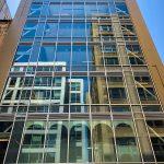 915 F Street NW - Framed Glass Windows