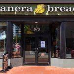 Arch Square - Panera Bread Entrance