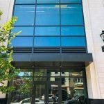 501 H Street | Commercial Building - Glass Windows - Entrance