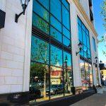 501 H Street | Commercial Building - Glass Windows - Sidewalk View