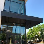 501 H Street | Commercial Building - Glass Windows - Side Entrance
