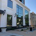501 H Street | Commercial Building - Glass Windows - Side Lights