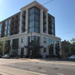 501 H Street | Commercial Building - Glass Windows - Corner View
