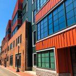 WeWorks - Wonderbread - side view of building