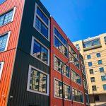 WeWorks - Wonderbread - corner view of building