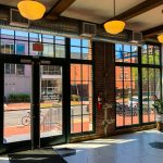 WeWorks - Wonderbread - outside view from front doors