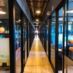WeWorks - Wonderbread - Hallway