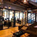 WeWorks - Wonderbread - stairs in building