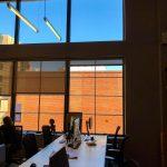 WeWorks - Wonderbread - desks beside windows