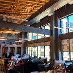 WeWorks - Wonderbread - open office space