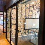 WeWorks - Wonderbread - conference room door