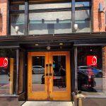 Matchbox Pizza - Front doors