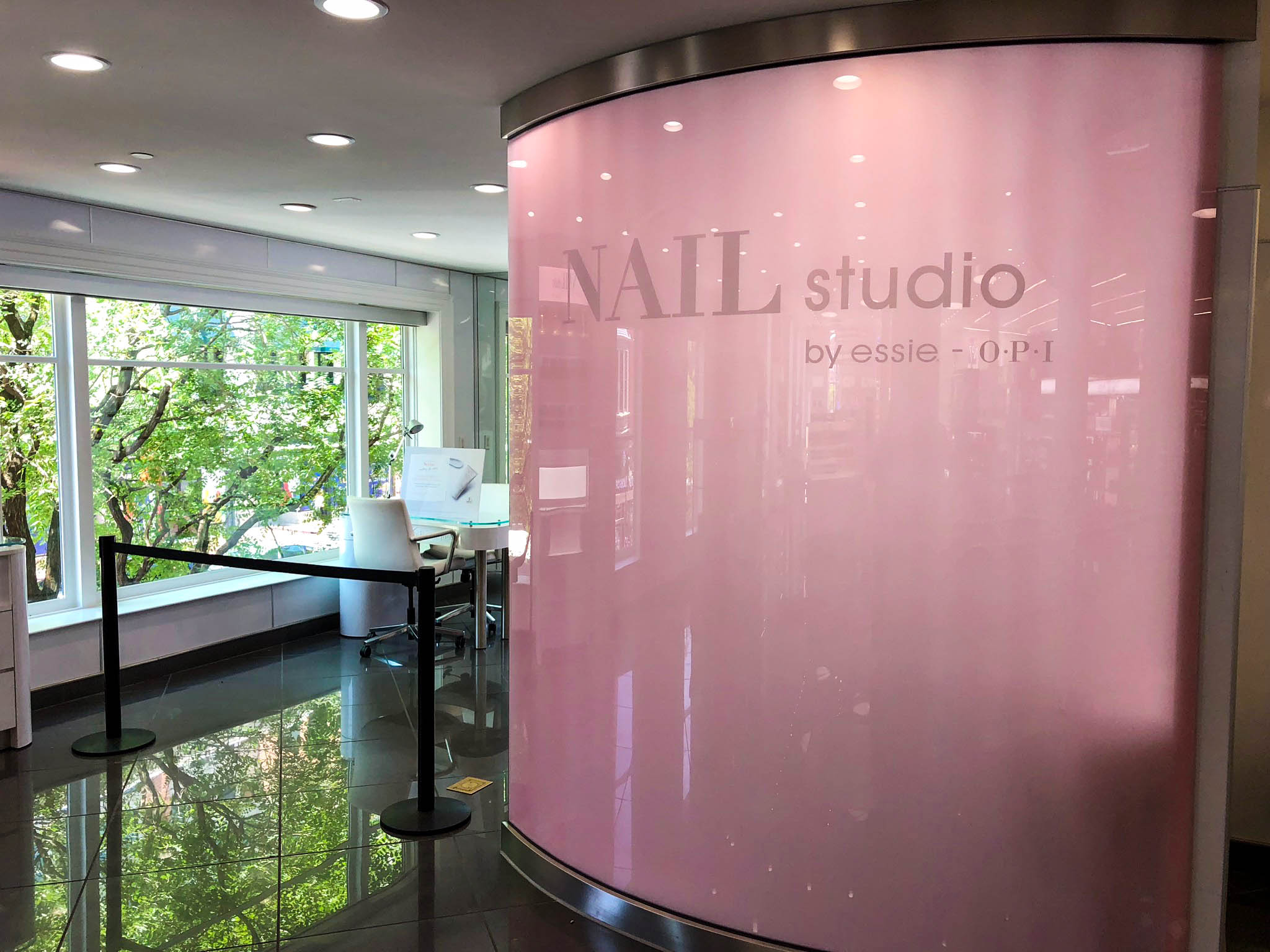 Nail Studio inside - Walgreens