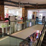 Walgreens - escalator