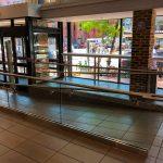 Walgreens - ramp inside front door