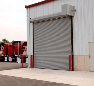 Rolling Steel Large Door