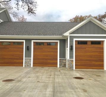 Accent Woodtone Doors