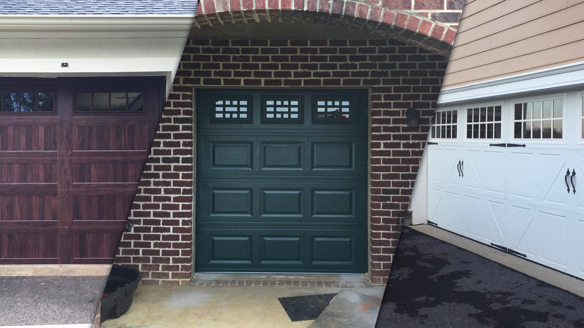 Residential Garage Doors header